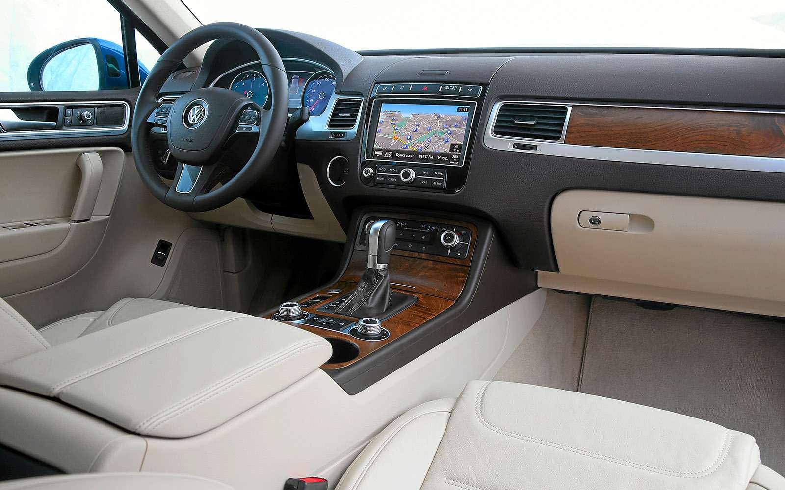 Новый Nissan Murano против конкурентов: длинные рубли— фото 691723