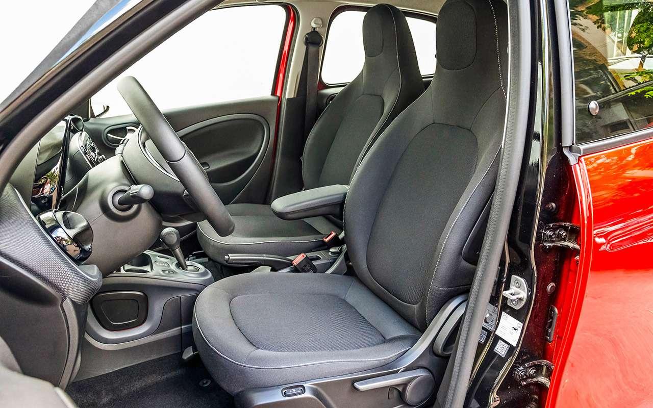 Большой тест маленьких хэтчбеков: Kia Picanto, Datsun mi-DO иSmart ForFour— фото 796022