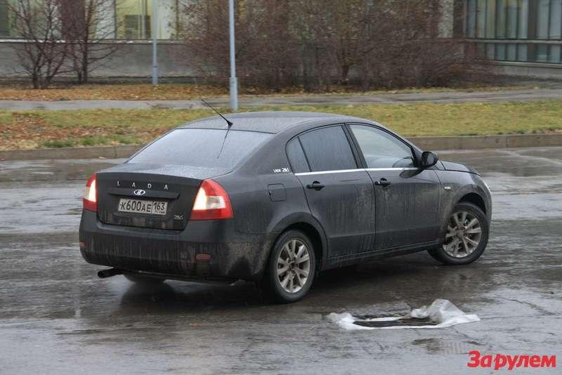 Какстратег, я выезжалбы натаком автомобиле (извините, улицы унас весной грязные).