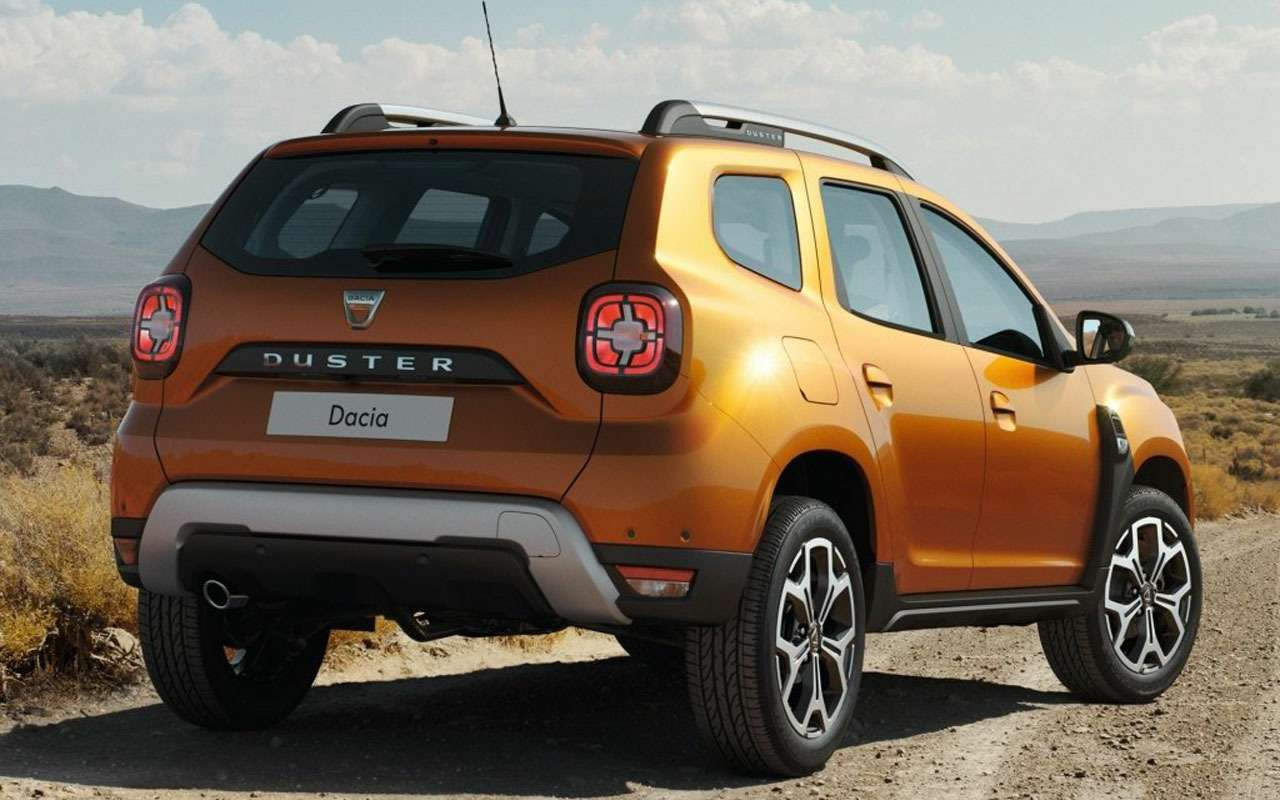 Новый Renault Duster: стали известны его сильные ислабые стороны— фото 977621