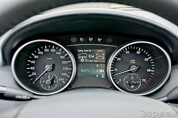 Mercedes-Benz GL. Свеликаном наты— фото 70015