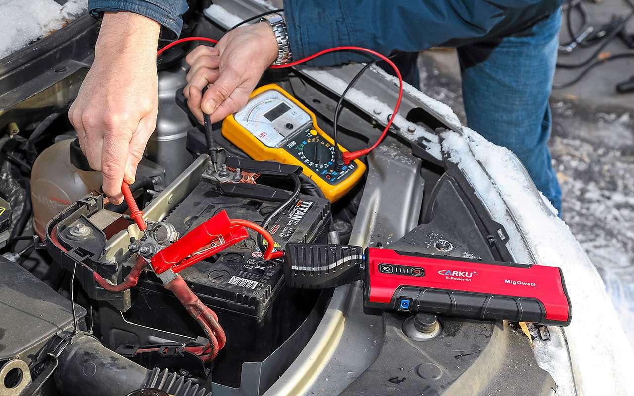 Заводим мотор без аккумулятора— эксперимент «Зарулем»— фото 1220532