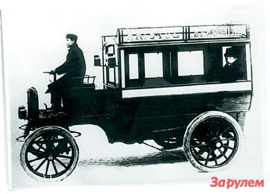 Последам московского автопрома: от«Бромлей» до«Москвича»— фото 260353