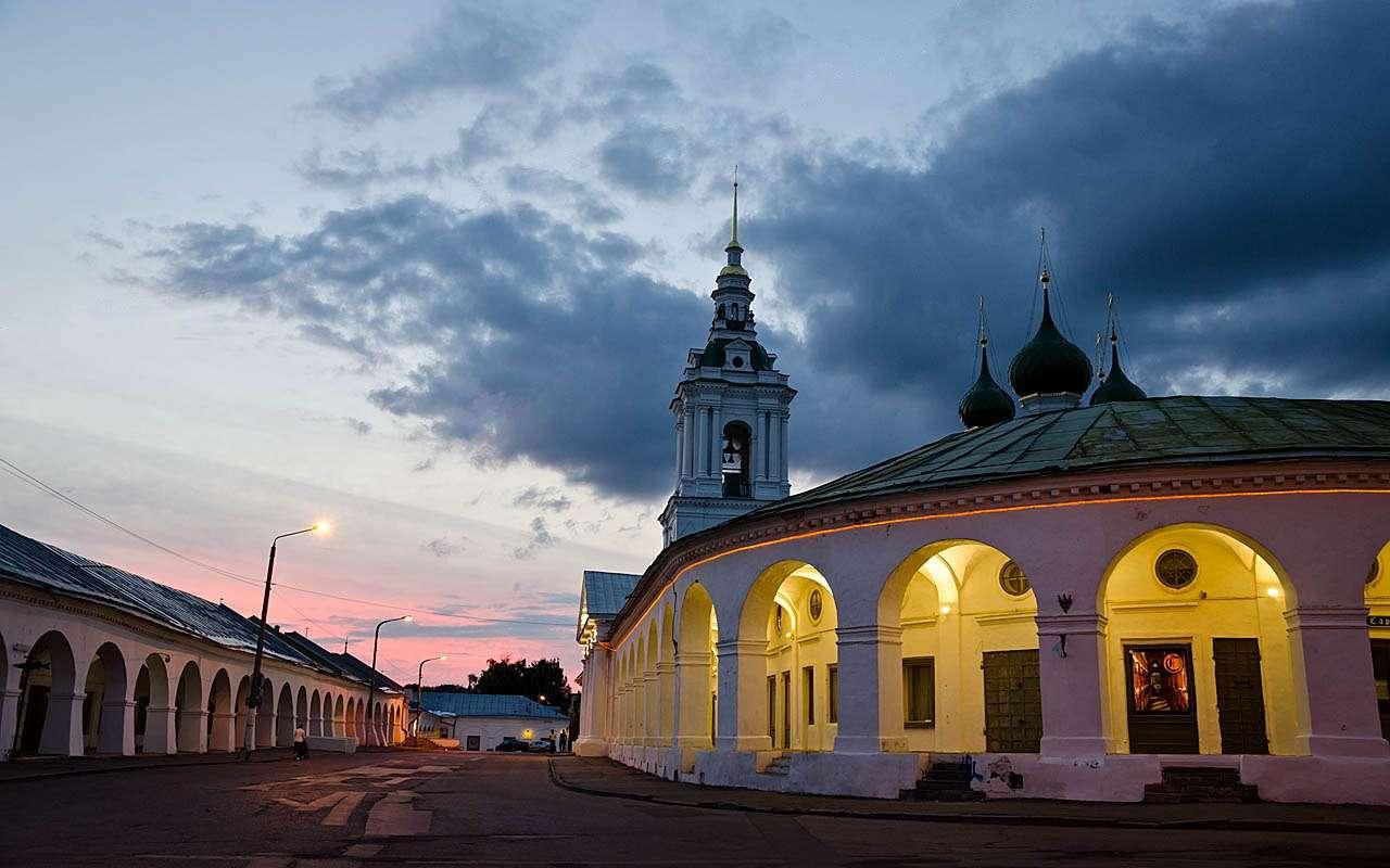 В государыню Кострому наШкоде Кодиак— фото 818292