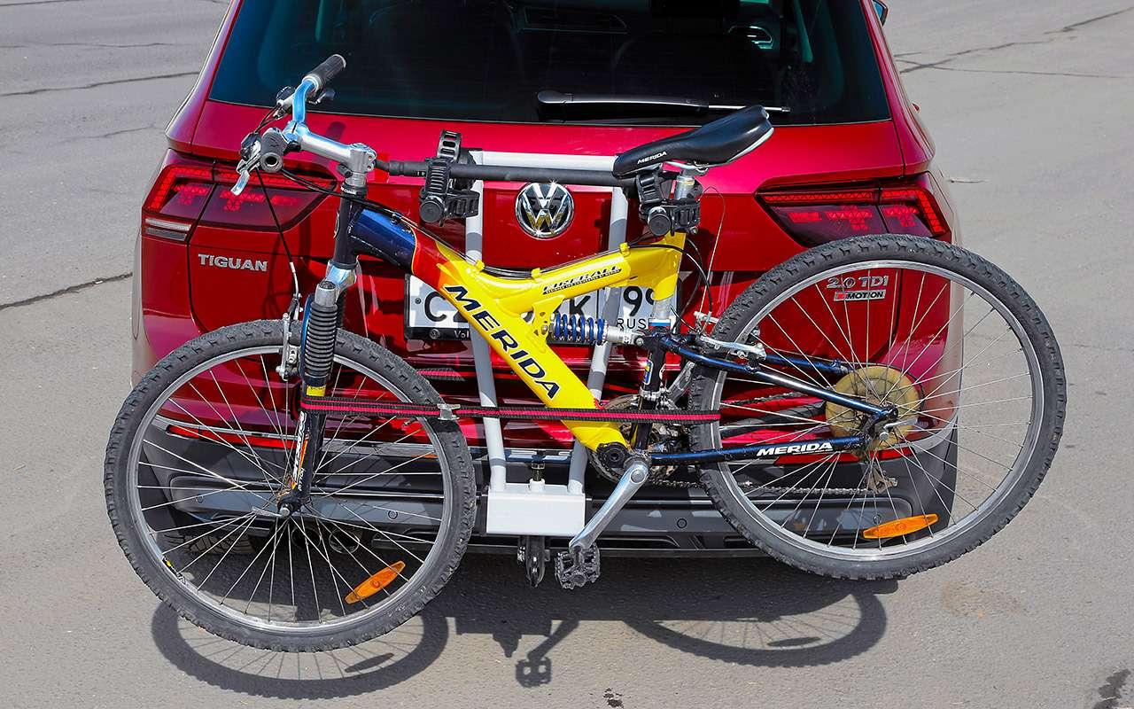 Какой велобагажник лучше?— фото 867879