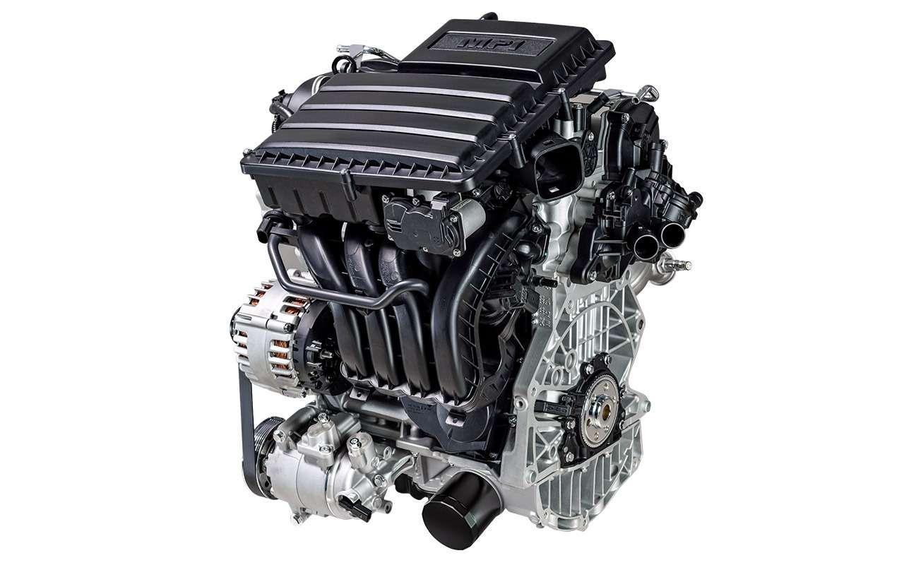 Volkswagen Polo Sedan спробегом: полный список проблем— фото 976725