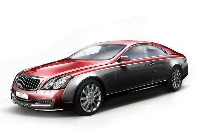 XENATEC Maybach 57S