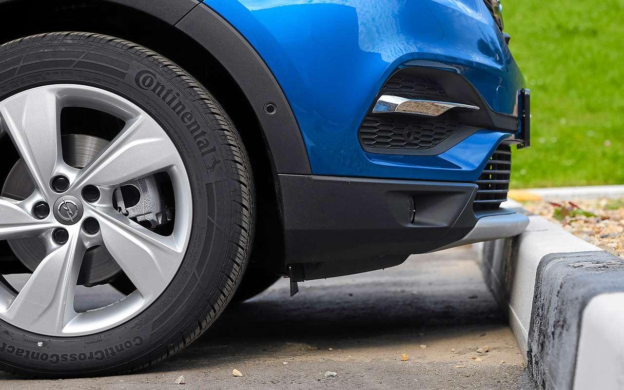 Toyota RAV4и Opel Grandland X— большой тест— фото 1202888