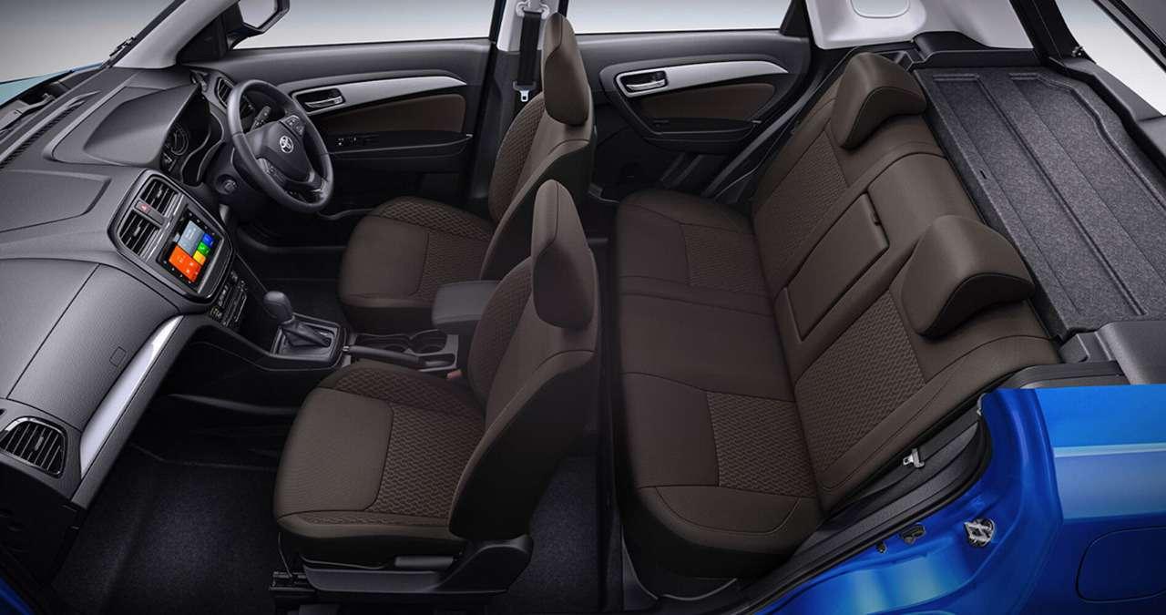 Новый кроссовер Toyota: набазе Suzuki!— фото 1161619
