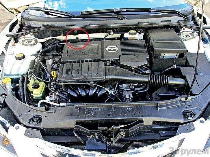 Mazda 3в деталях: Многоликая матрешка— фото 90644