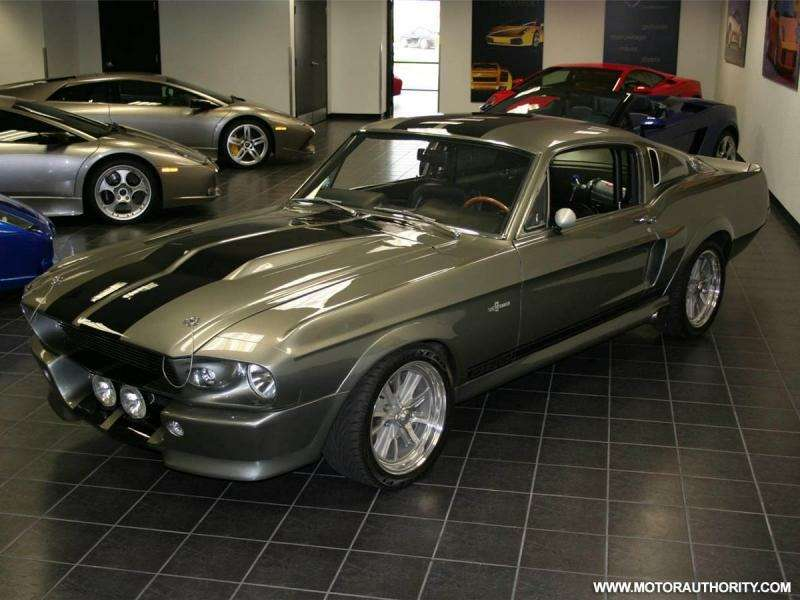 Купить за60секунд: Ford Shelby Mustang «Eleanor» 1967 года— фото 348819