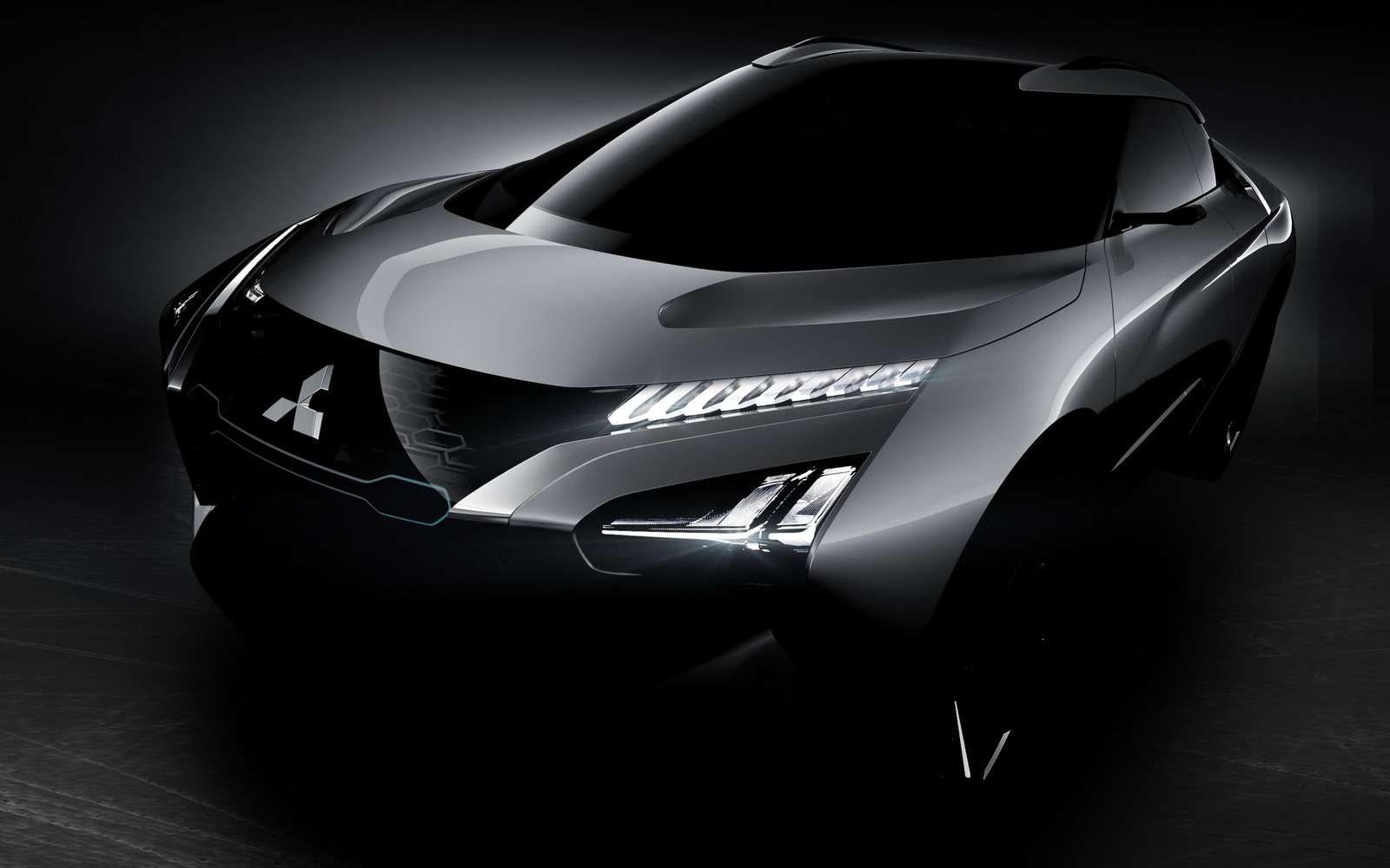 Замена Lancer Evolution: Mitsubishi показала дизайн модели 2022 года— фото 801787