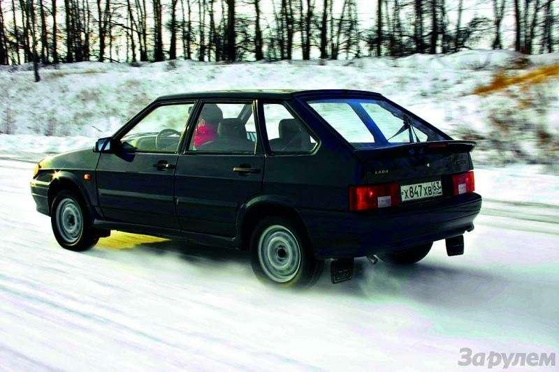 Полукровка: Samara сдвигателем Priora— фото 92898
