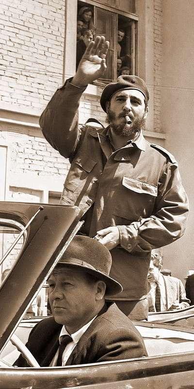 ВАЗ-2108и другие автомобили Фиделя Кастро— фото 670088