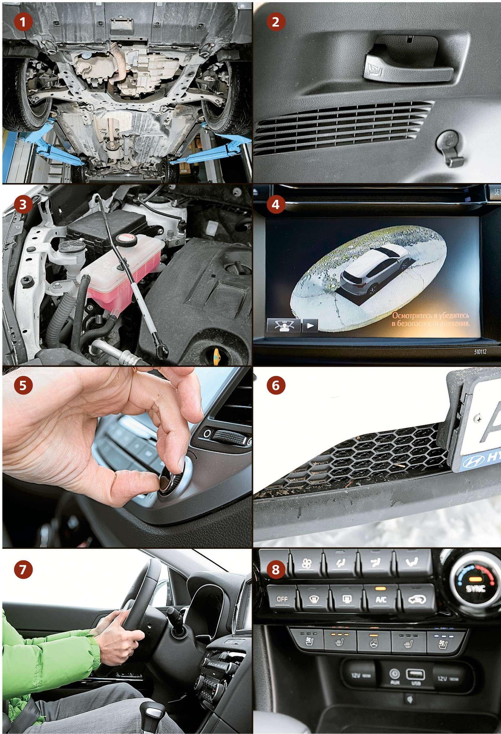 Кроссоверы-бестселлеры: новый Kia Sportage против Hyundai Tucson, Toyota RAV4и Honda CR-V— фото 586781
