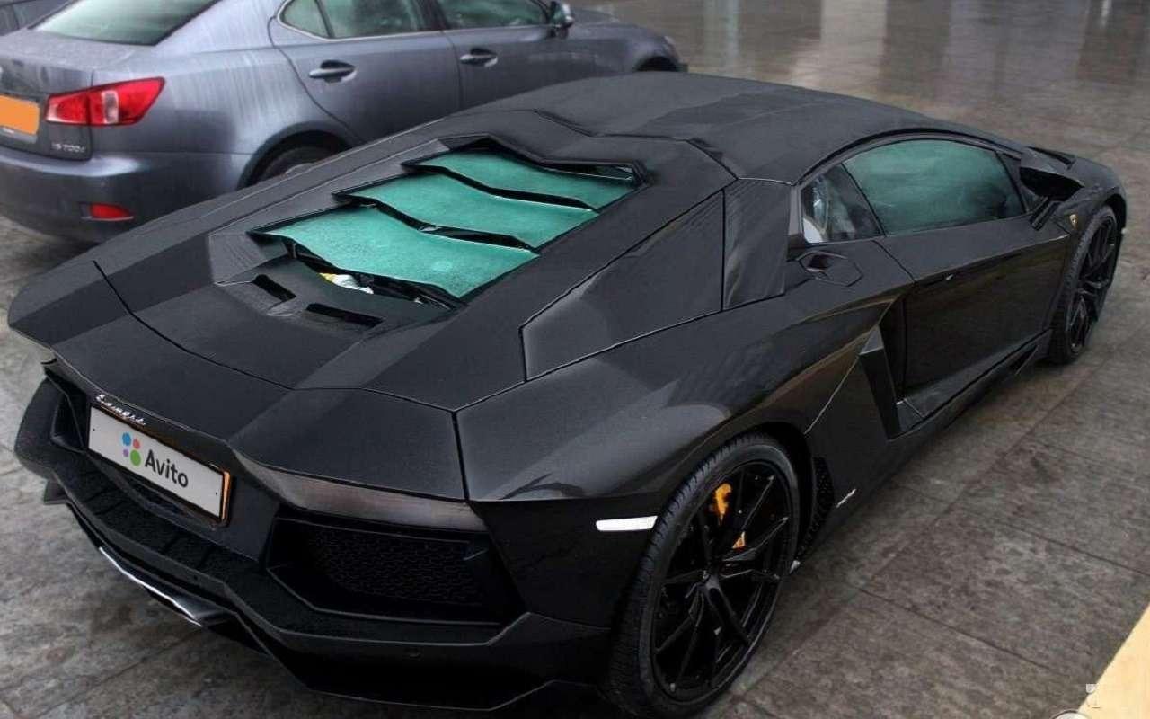 Невероятно, нофакт: Lamborghini российской сборки за3млн рублей— фото 1225653