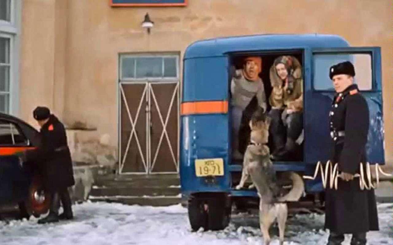 Свой парень: ретротест грузовика  ГАЗ-51— фото 845822