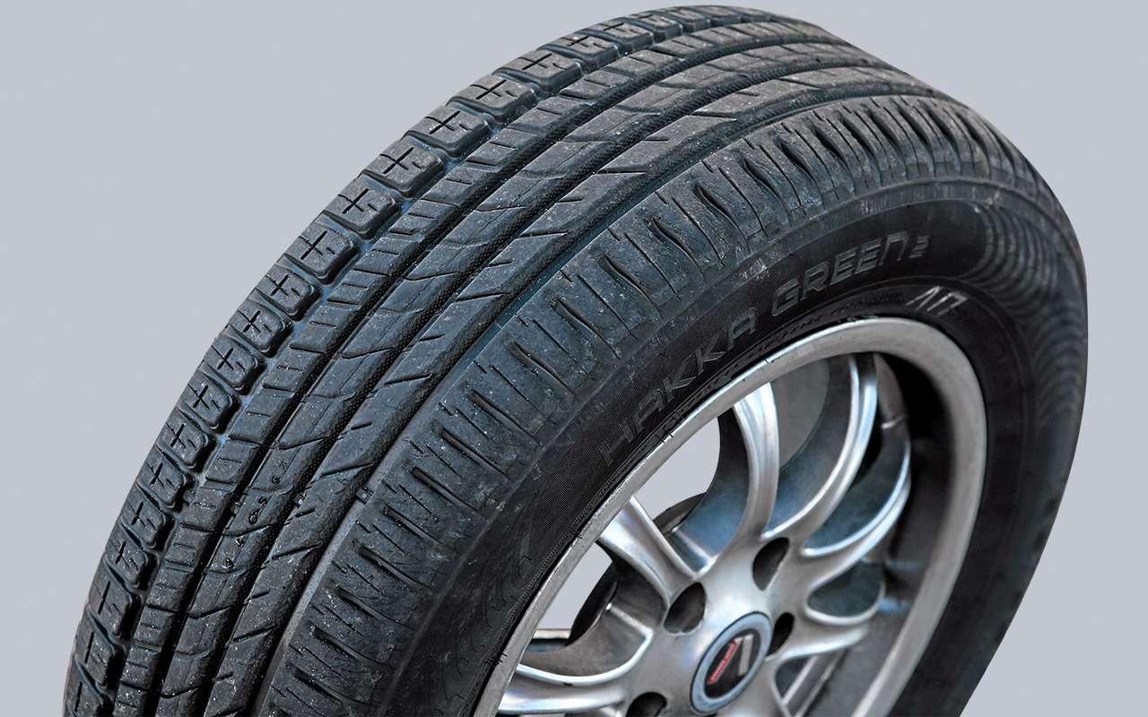Летние шины 195/65R15— большой тест— фото 858113