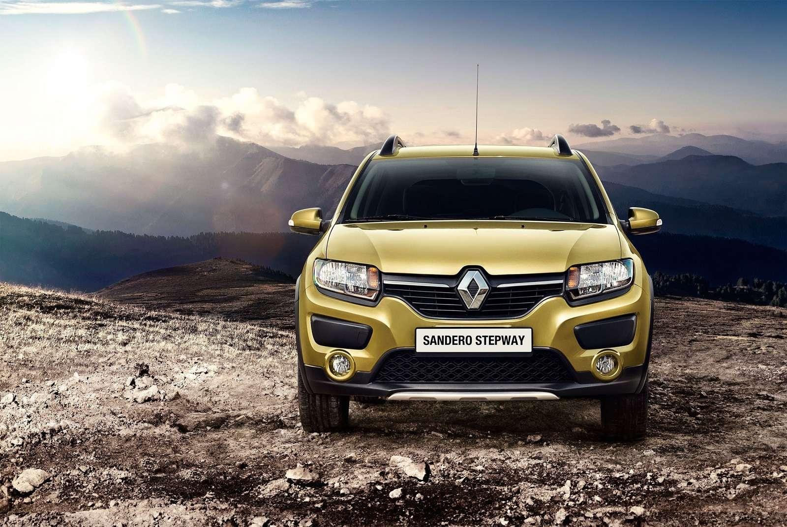 Renault предложит «внедорожный» Sandero за485 тыс. рублей— фото 361518