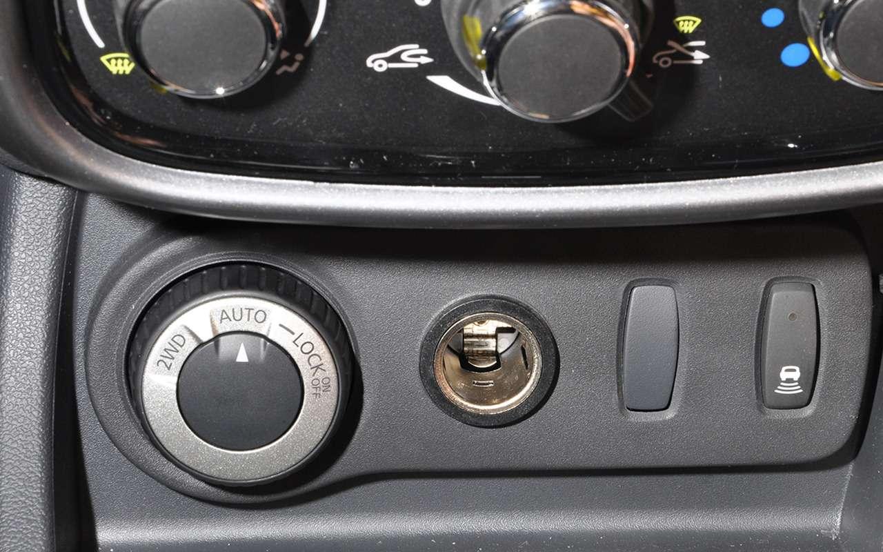 Полный привод кроссоверов Renault иNissan: экспертный разбор «Зарулем»— фото 974278