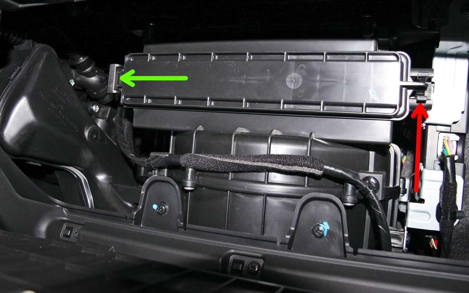 Тест-ремонт кроссовера Hyundai Creta: корейская кухня— фото 692255