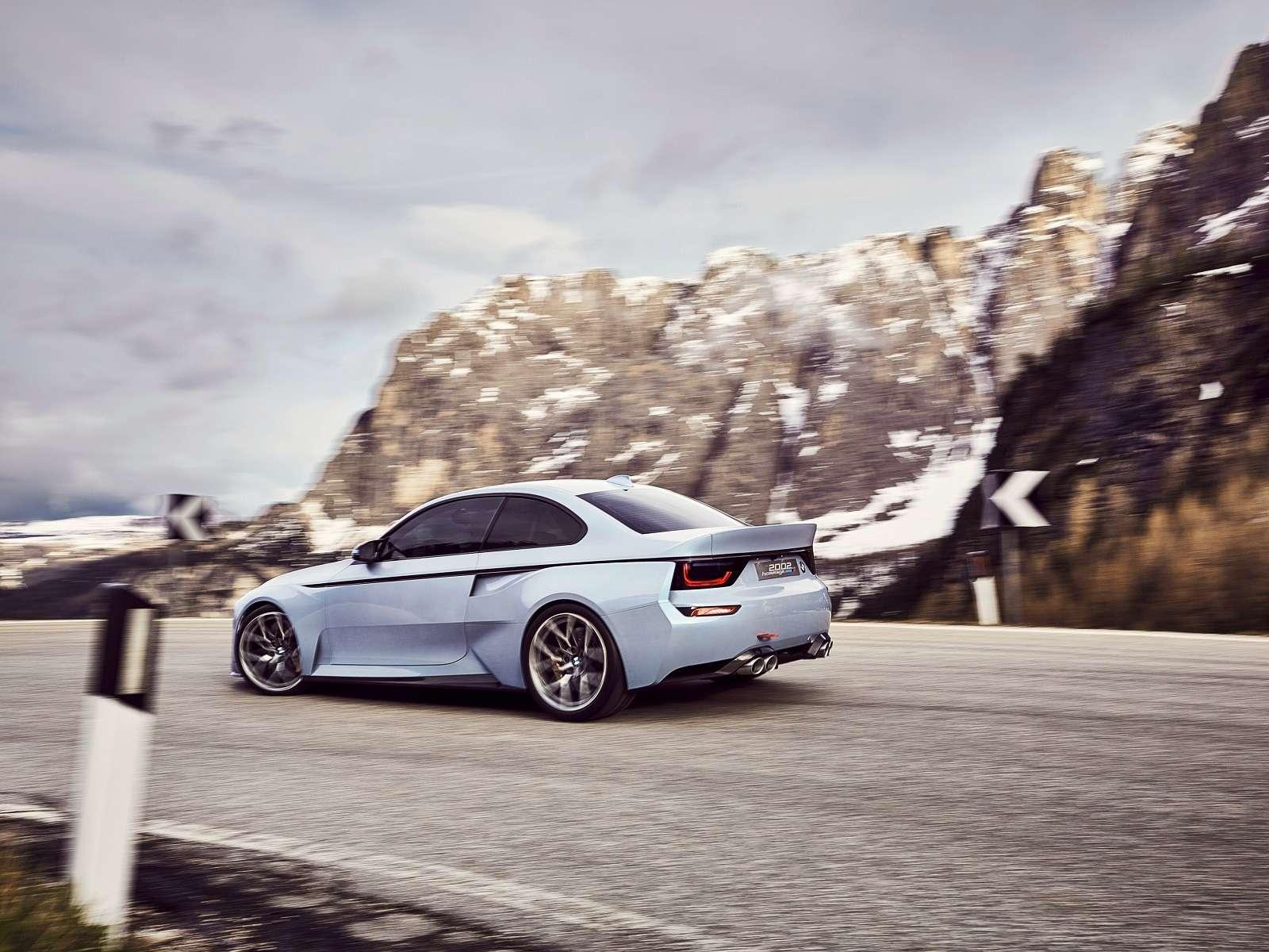 Иллюзия легенды: BMW поупражнялась натему 2002 turbo— фото 590511