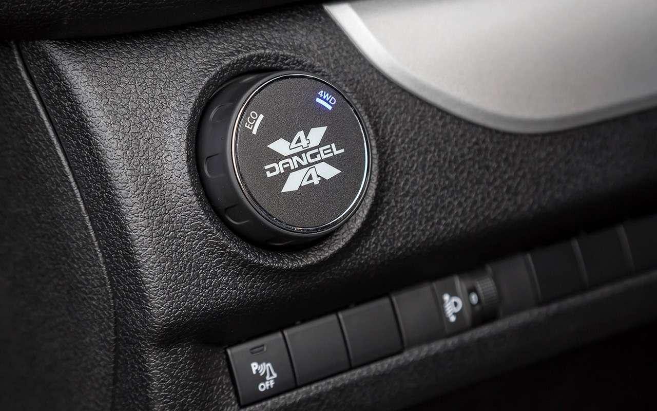 Peugeot Traveller сполным приводом: тест-драйв набездорожье— фото 1075774