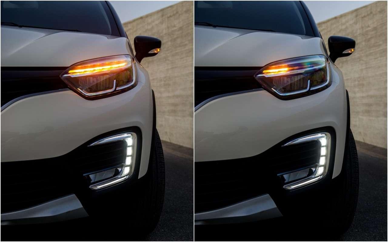 7 причин задуматься опокупке Renault Kaptur висполнении Extreme— фото 942352