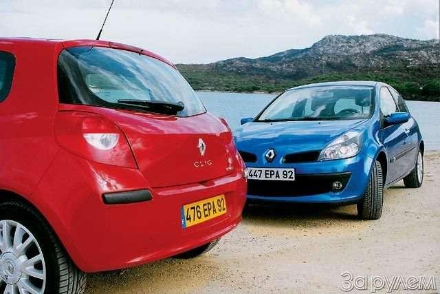 Renault Clio III. Муза электроники— фото 59801