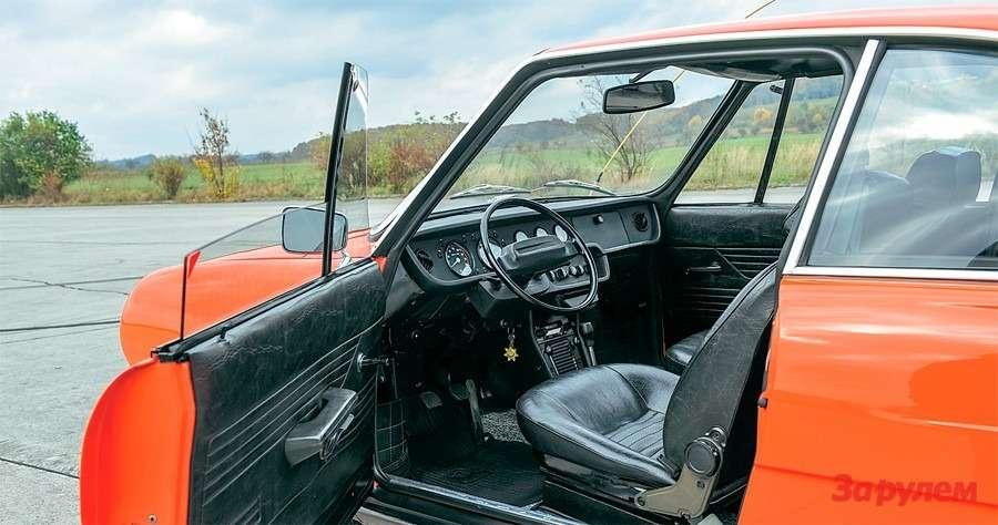 Skoda 110R Coupe: Богемская рапсодия— фото 258341