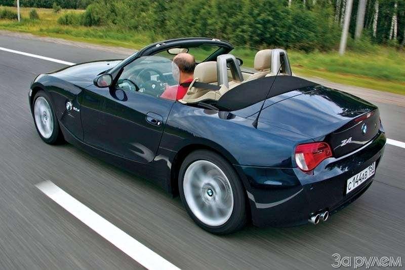 BMWZ4. Для влюбленных вскорость— фото 68106