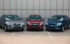 Chevrolet Cobalt иВеста— все расходы натри года вперед!