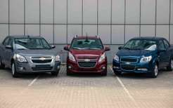 Бюджетные Chevrolet стали дороже