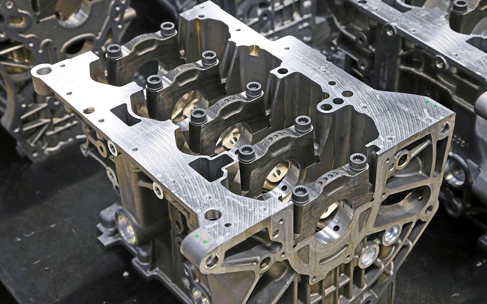 Мотор Volkswagen ЕА2111.6MPI: сорваться сцепи ипойти подраспил— фото 703529