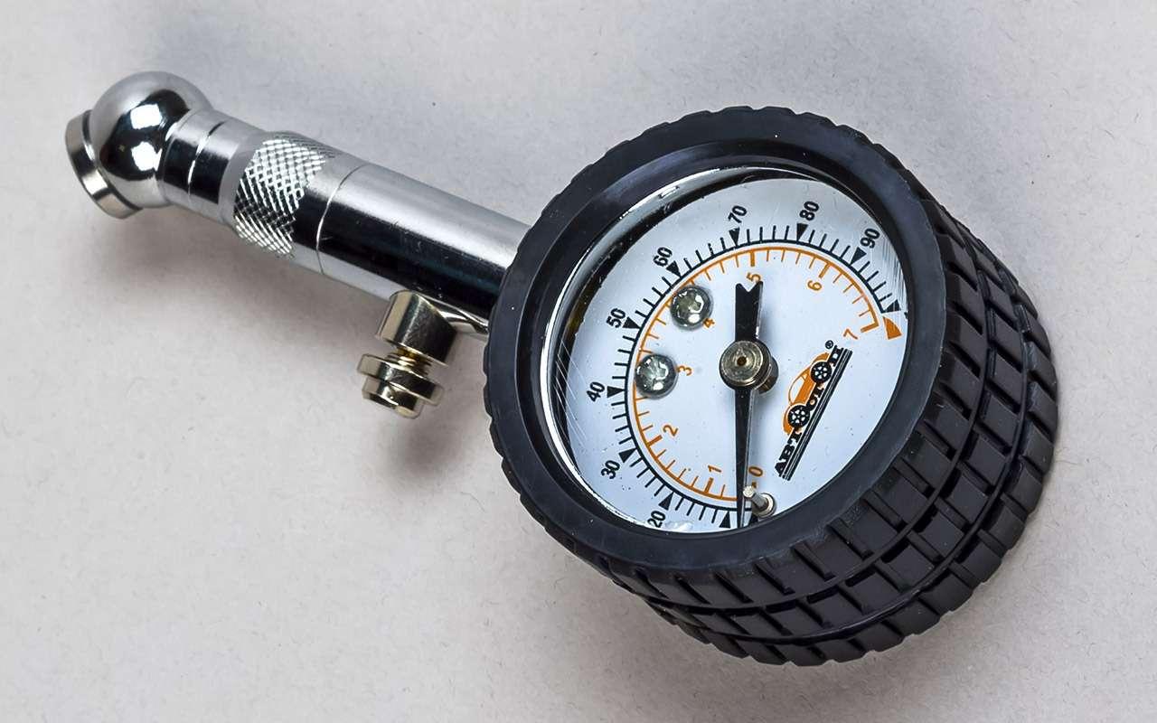 Выбираем шинный манометр— подешевле ипоточнее— фото 900976