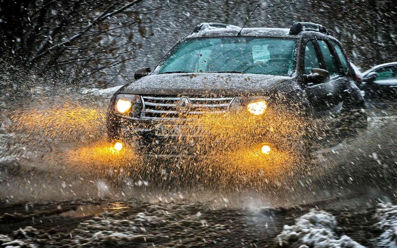 Подержанный Renault Duster— все его проблемы— фото 1087900