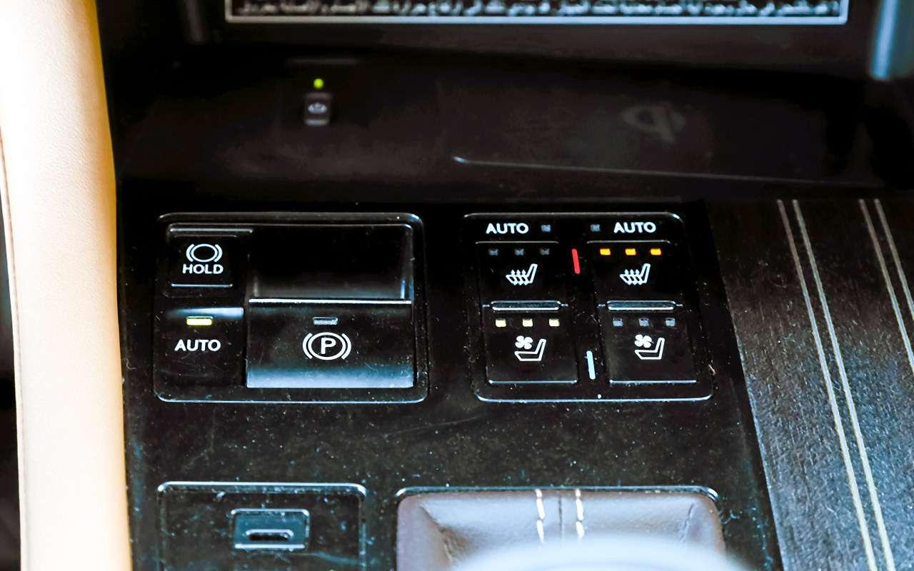 Новый VWTouareg, Land Rover Discovery иLexus RX350: большой тест-драйв— фото 899455