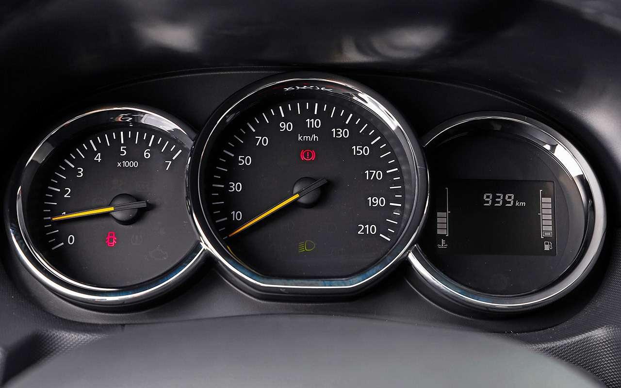 Renault Arkana, Duster, Kaptur: большой тест кроссоверов— фото 996222