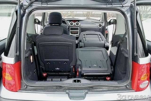 Тест Renault Modus, Peugeot 1007, Honda Jazz. Загадки малых форм— фото 61765
