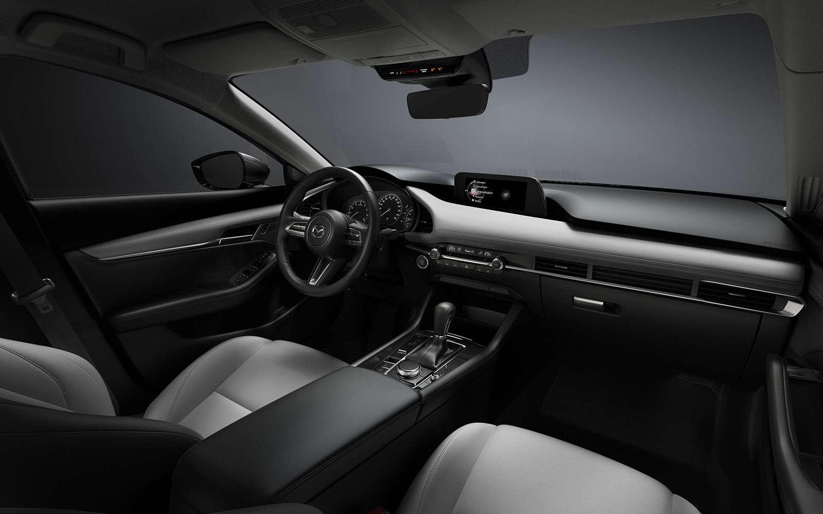 Новая Mazda 3: рассматриваем вдеталях совсех сторон— фото 928233