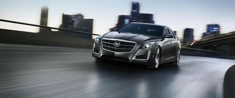 GMприостановил продажи Cadillac CTS
