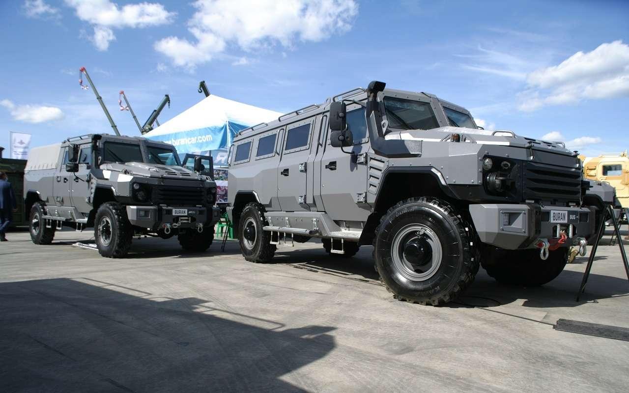 10необычных армейских аппаратов. Сделано вРоссии— фото 1162355