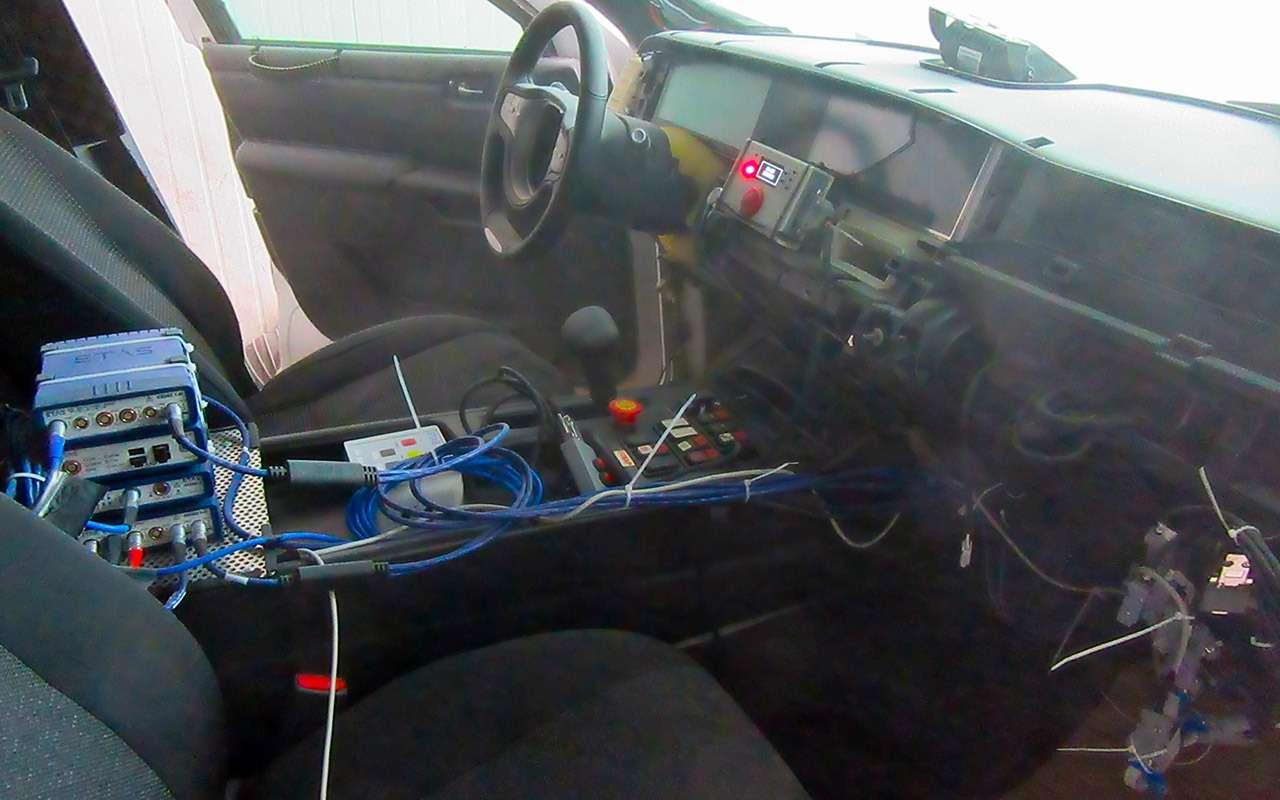 Лимузин дляпрезидента прошел климатические испытания. Эксклюзив ЗР— фото 794379