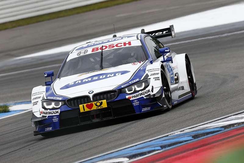 Motorsports/ DTM 1.race Hockenheim