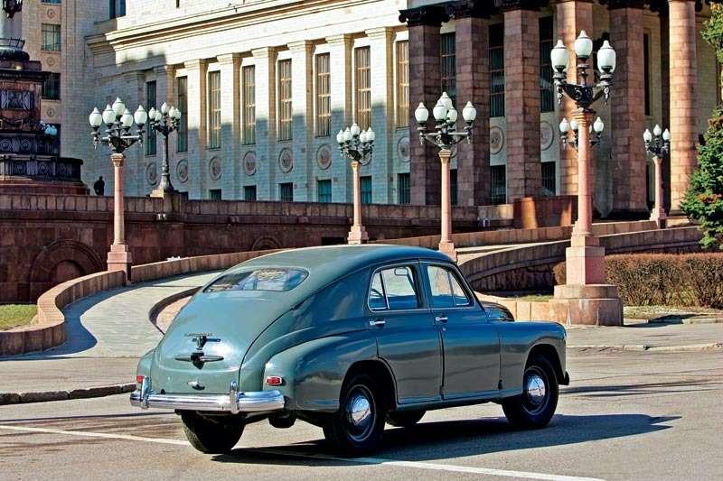 ГАЗ-М20: день «Победы»— фото 83672