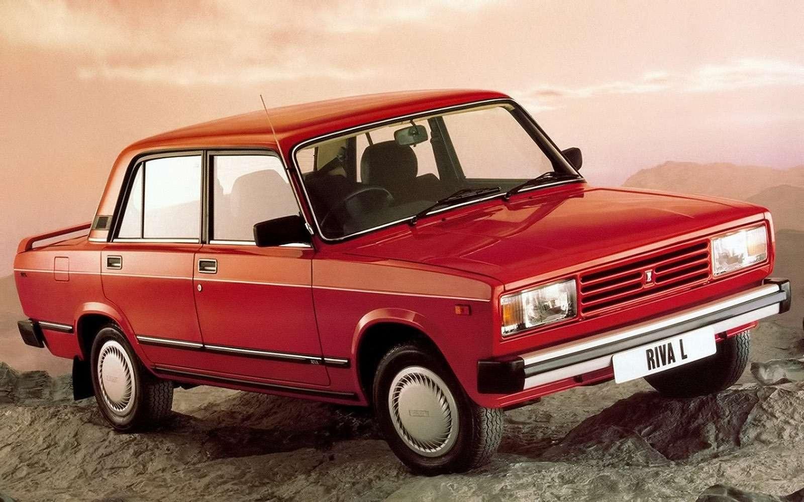 Советские автомобили, которые шли на экспорт — обзор — журнал За рулем c53844d9644
