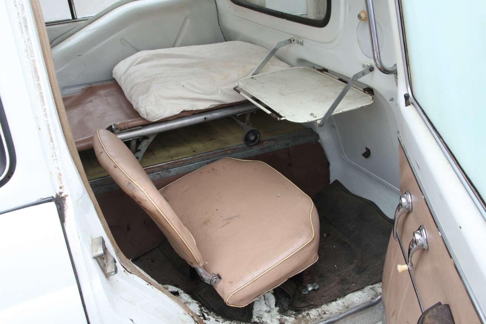 ГАЗ-22Д «Волга»: спасти исохранить— фото 682819