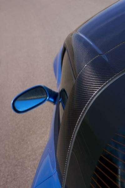 Chevrolet Corvette ZR-1на трассе Нюрбургринга: 7:26.4на круг— фото 348847