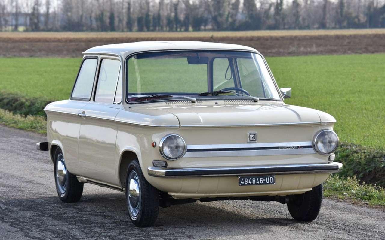 ЗАЗ‑966: история любимой машины наших дедов— фото 1211113