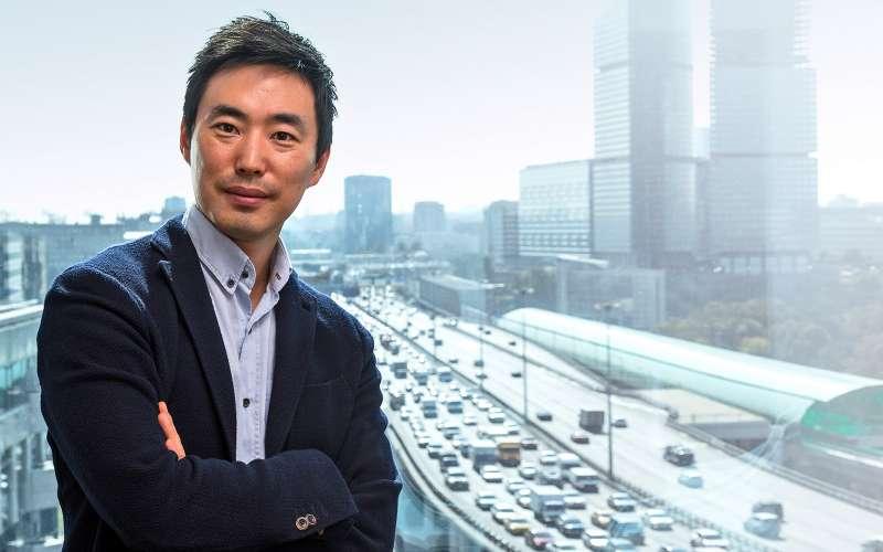 Инго Чжон— омасле ZIC исчастье по-корейски